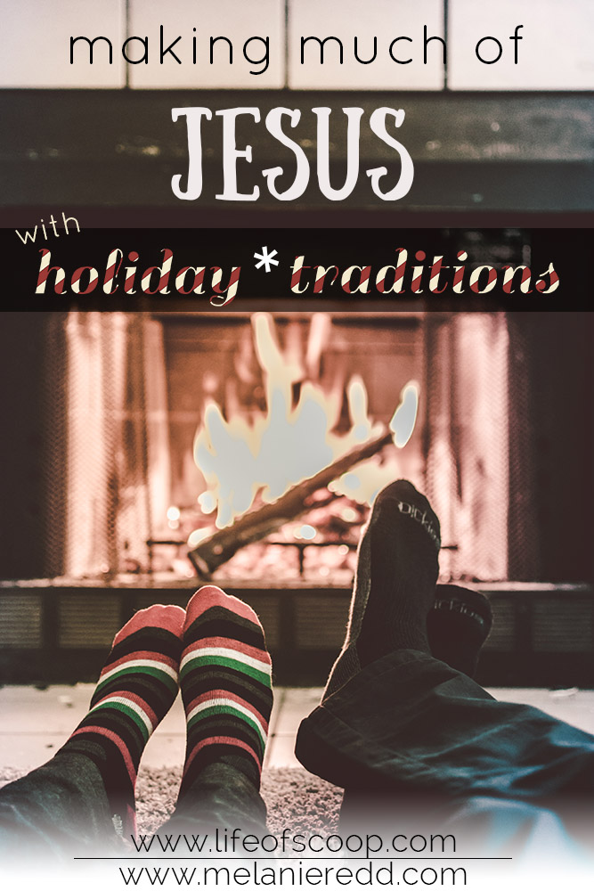 """Jesus is the reason for the season."" We hear that phrase everywhere, don't we? Here are 8 ways we can truly make Christmas about Jesus. #Jesus #Christmas #hopeatChristmas"
