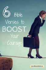 6 Bible Verses to Greatly Boost Your Courage