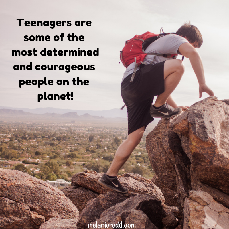 Raising teenagers is not for the faint of heart. Parenting teens, both boys and girls, can be full of humor, fun, and challenge. Raising them to go out on their own in life is quite an adventure. This post gives you many ways to enjoy your teens more--to appreciate the way they are made. Why not drop by to discover how to find incredible joy in parenting teens? #parenting #raisingteens #teens #parentingteens