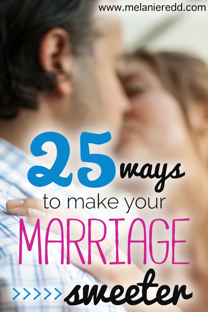 Would you like to have a marriage that is stronger, better, and sweeter? Here are 25 positive, Bible-based tips that can enhance and improve your marriage relationship.