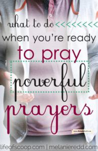 Daily prayer is downright powerful. And we've been given the opportunity to become a prayer warrior - someone of fierce, bold prayer! We can pray for the anxious, for healing, for strength, for guidance, and more knowing that God hears our requests. Read here for 5 ideas that equip you to pray boldly!