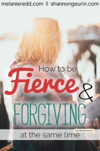 All of us have relationships, friendships, and situations in which we get wounded. Even fierce women get hurt. How do we handle the pain? Here are some very wise and practical steps you can take to forgive those who have hurt you and move on with your life!