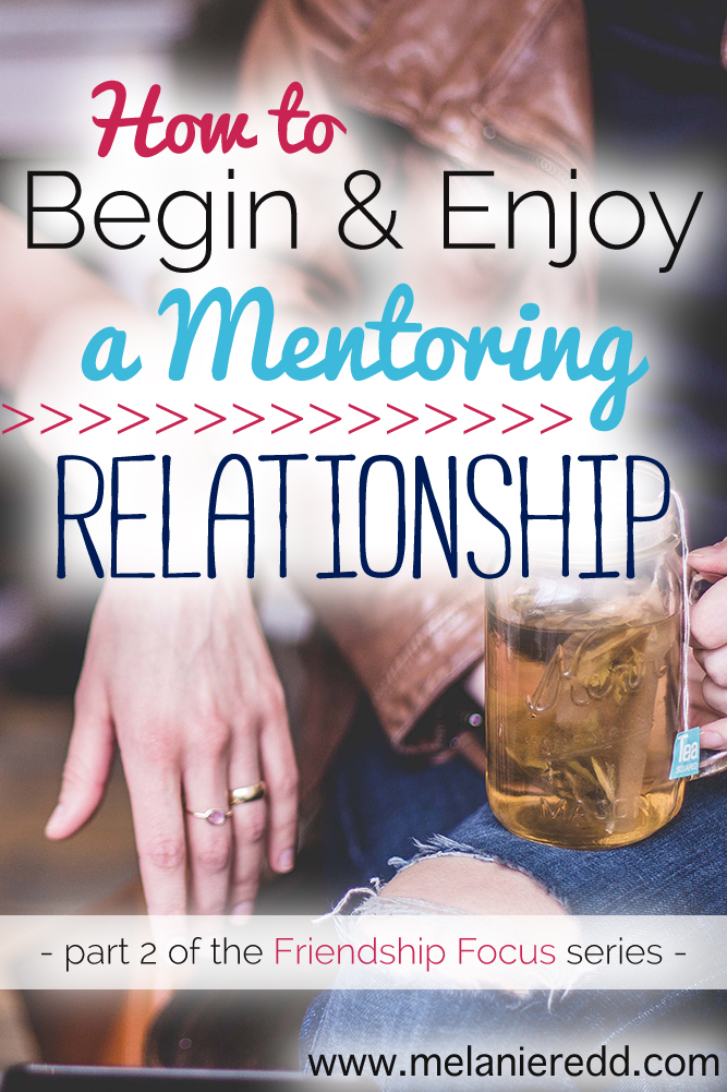 Mentoring has become a hot topic, especially Christian mentoring. But, there are a lot of questions about mentoring. What is it? Why does it matter? How do you find a mentor? This article offers practical encouragement, activities, and ideas for mentoring. Why not drop by and check it out?