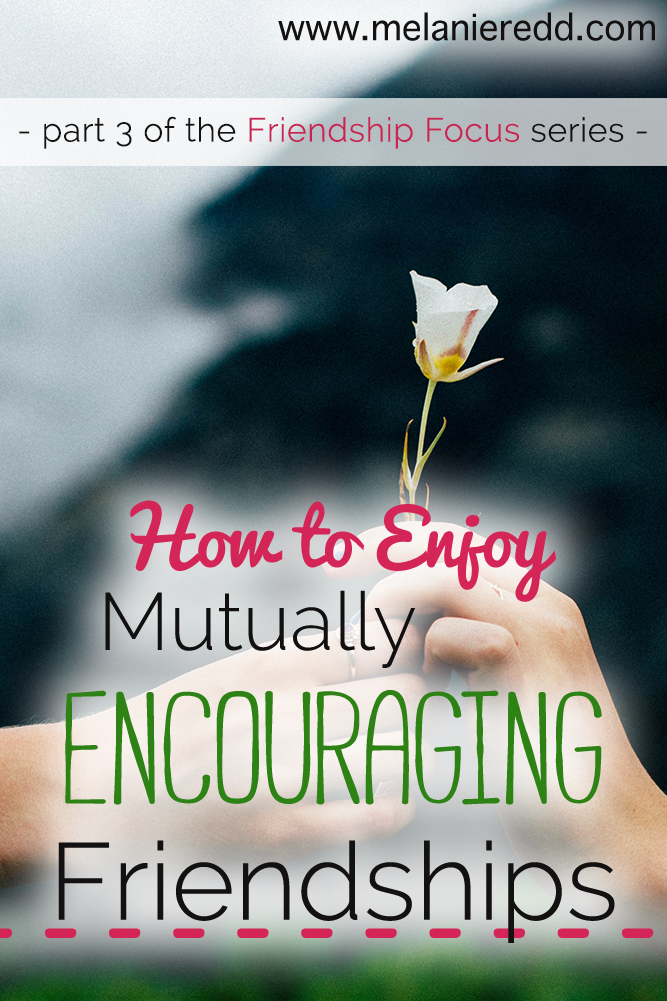 All of us want to enjoy true friendships with other people. But, where do you find mutually encouraging relationships? How do you discover positive, meaningful Christian friendships? Here are some great suggestions for how you can begin to enjoy more mutually affirming friendships. Why not drop by for a visit?