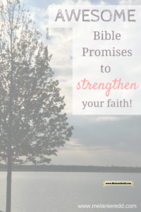Having faith in God can be a challenge! Here are some Bible verses to give you hope and to strengthen your relationship with God no matter what is going on in your life right now. Why not drop by for a little encouragement?