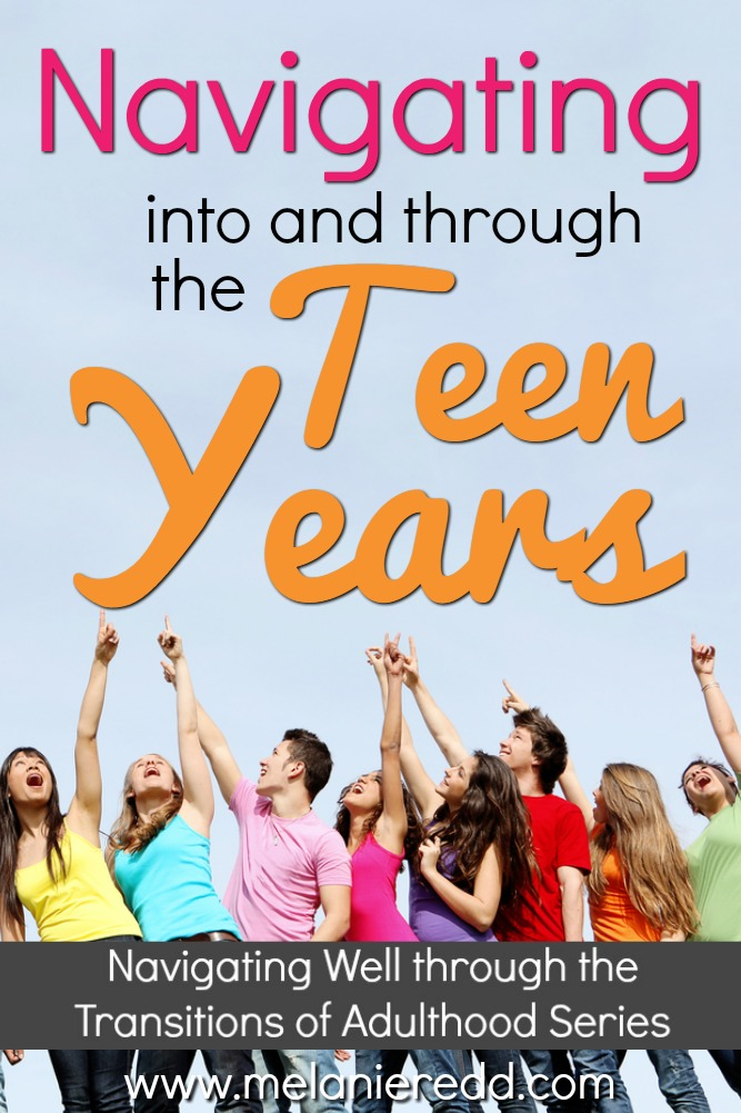Navigating the teen years matchless