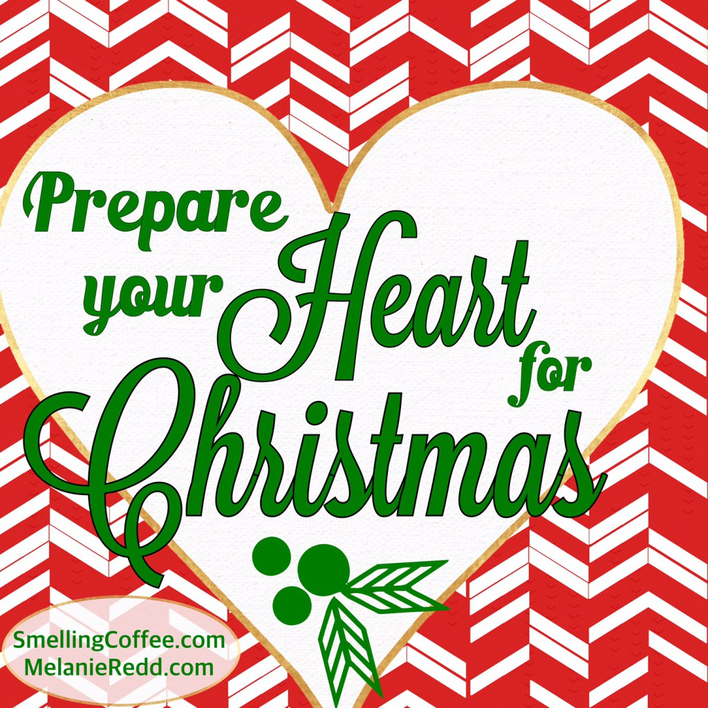 The Christmas season gets so full and frantic that, though the season really IS about JESUS, if we aren't intentional, we'll leave Him completely out of it all. (Or He will be an afterthought, at best.) Isn't that sadly true? Discover how to better prepare your heart for Christmas this year.
