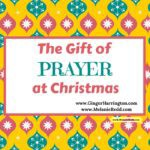 How to Give the Gift of Prayer for Christmas