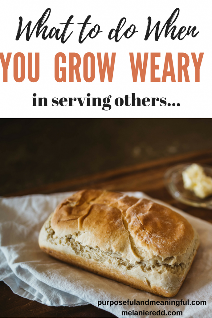 It's easy to lose heart in serving other people. They can be thankless, careless, and even rude at times when we serve them. So why do it? What propels us forward in serving others? This article offers 7 great reasons to continue in joyfully serving others.