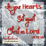 How to Keep Focused on Christ This Christmas