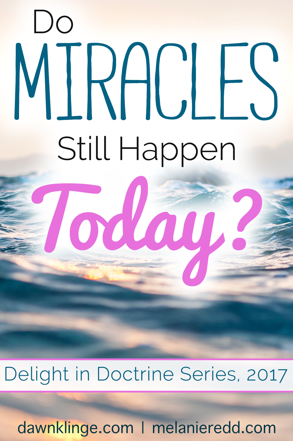 do miracles still happen today essay Does god still perform miracles today  what does the bible say about miracles   yes, miracles still happen, but they are not at the direction or discretion of.