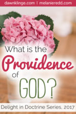 What is the Providence of God?