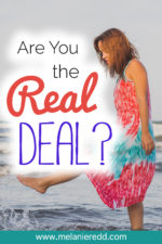 Are YOU the real deal?