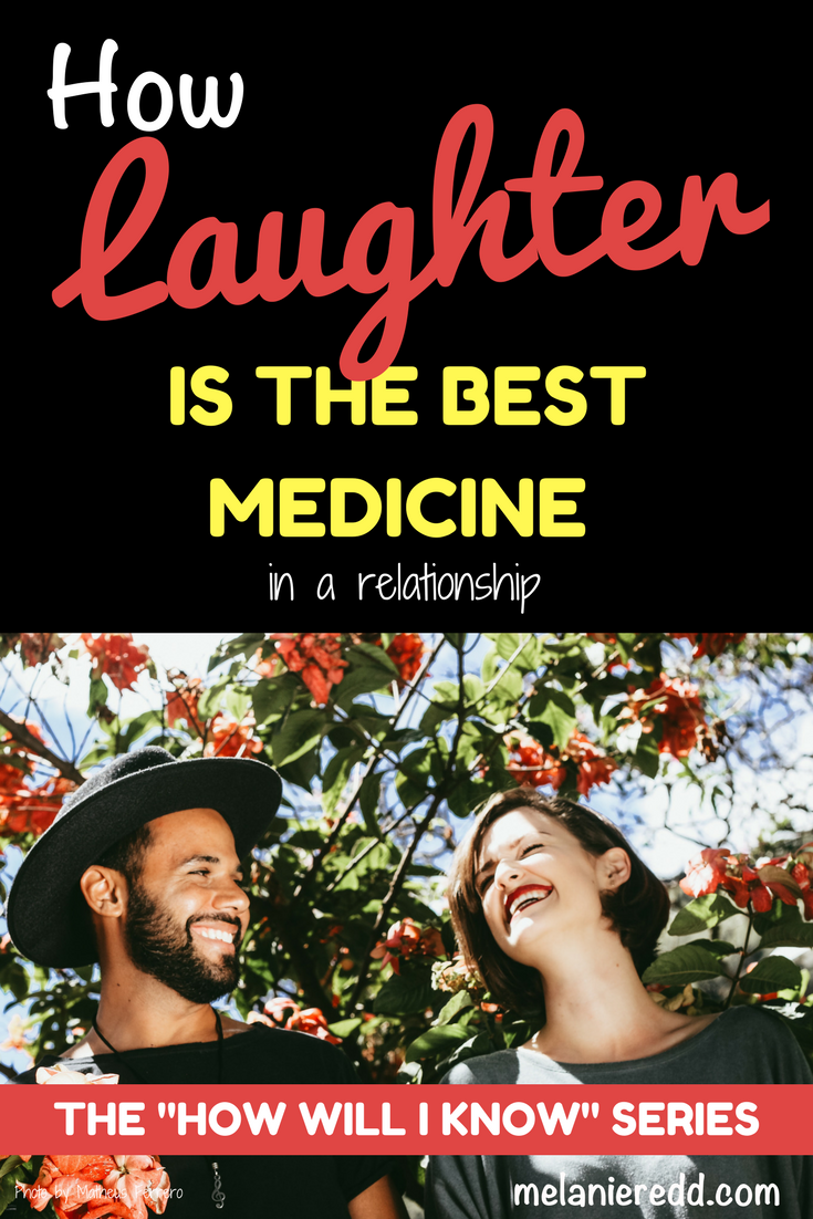 How Laughter is the Best Medicine in a Relationship. #laughter #medicine #relationships #marriage #dating
