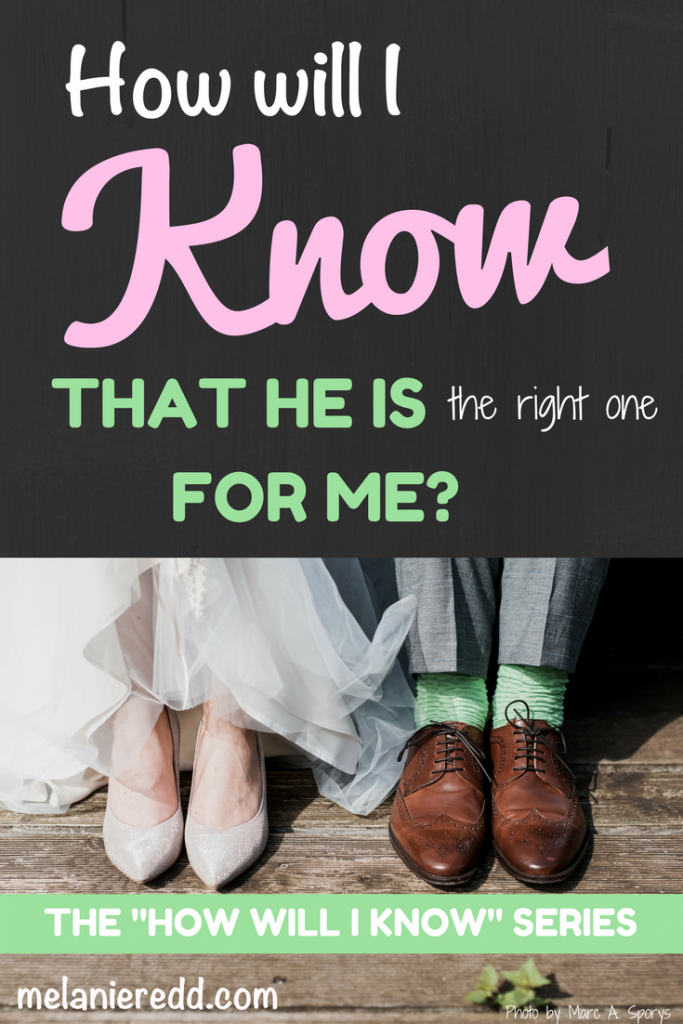 How will I know that he is the right one for me? #relationships #dating #love #romance #marriage #rightone