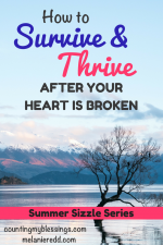How to survive (and thrive) after your heart is broken
