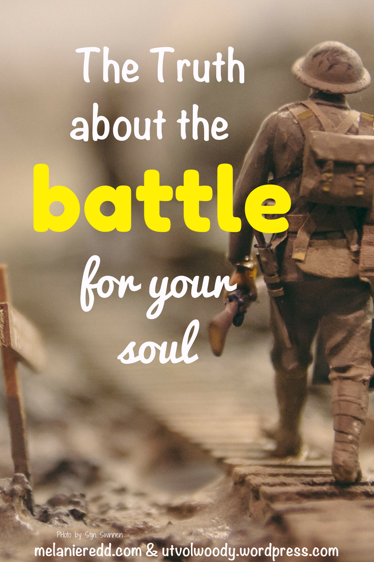 We're living in evil days & if we aren't careful, after a while we don't even notice how bad they've become. Find the truth about the battle for your soul. #soul #battle #evil #temptation #victory