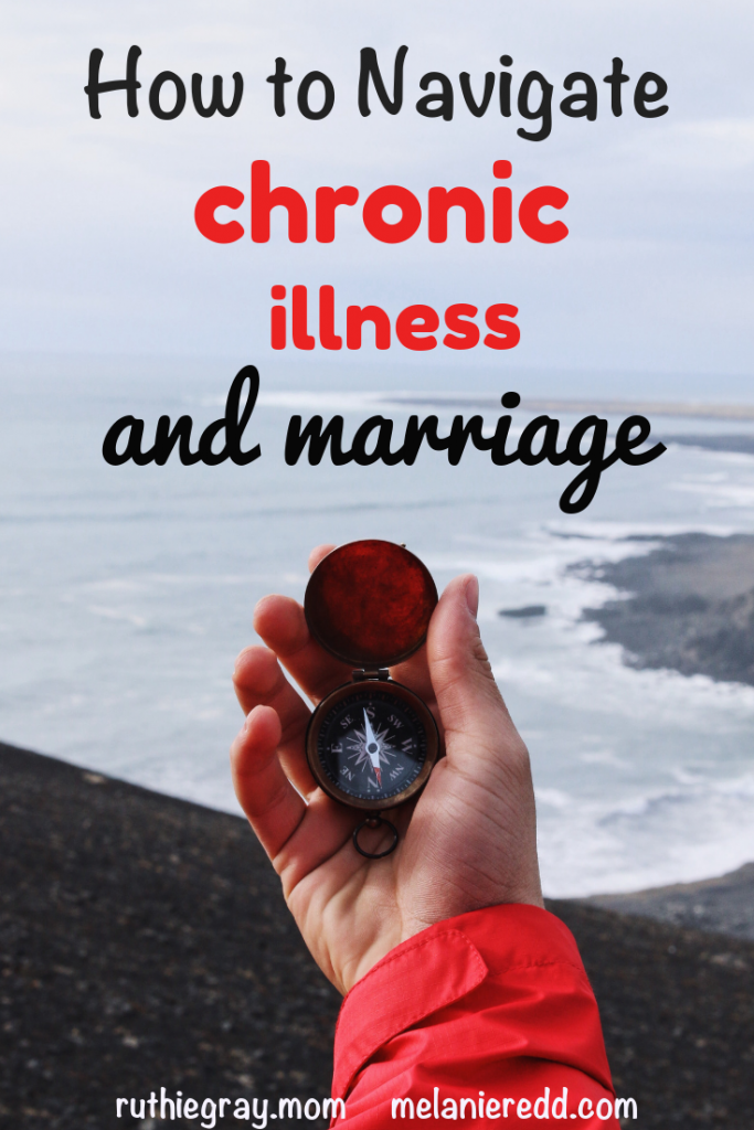 Dealing with chronic pain and illness can make anyone's life challenging. But, there is hope. learn how to navigate chronic illness and marriage. #chronicillness #marriage #relationships