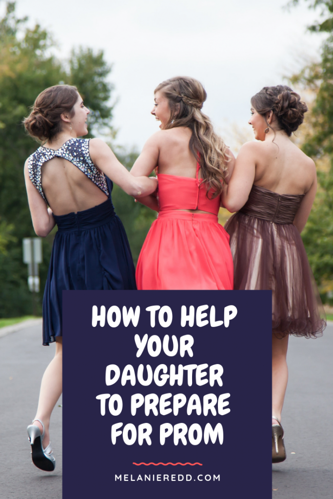 For many girls, prom night is just around the corner. Are there some things you can do to help your daughter to prepare for prom (after you have the dress)? #prom #promdress #daughters #talktodaughter #teensex